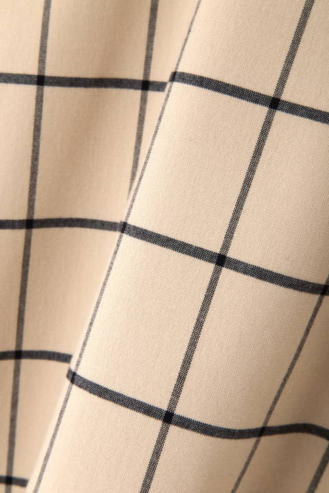 【STORYweb掲載商品】ウィンドペンアシンメトリースカート