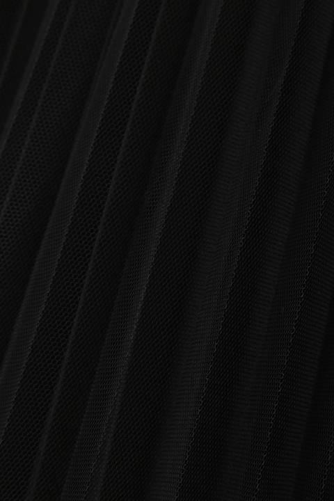 プリーツリバースカート