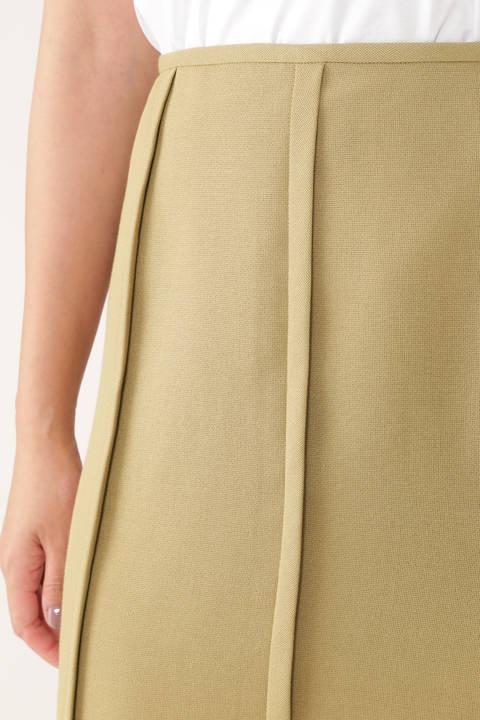 メッシュパイピングスカート