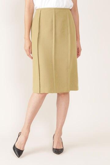 【先行予約 7月中旬-下旬入荷予定】メッシュパイピングスカート