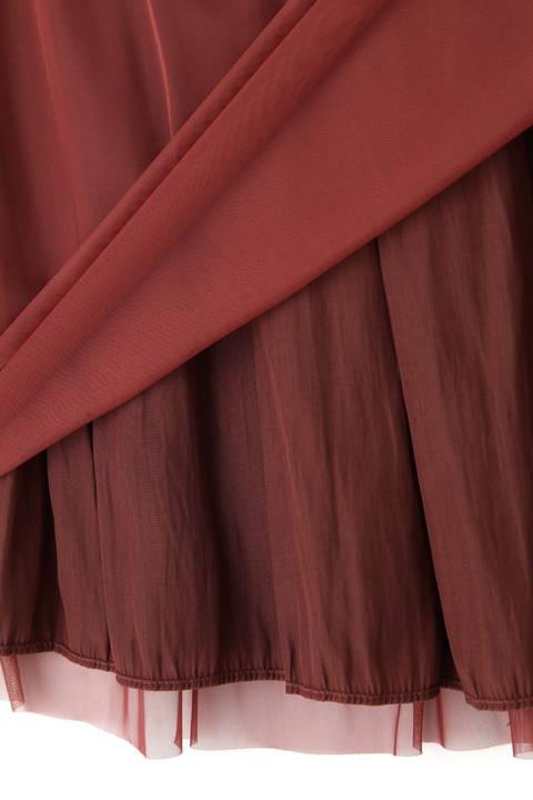 チュールリバースカート