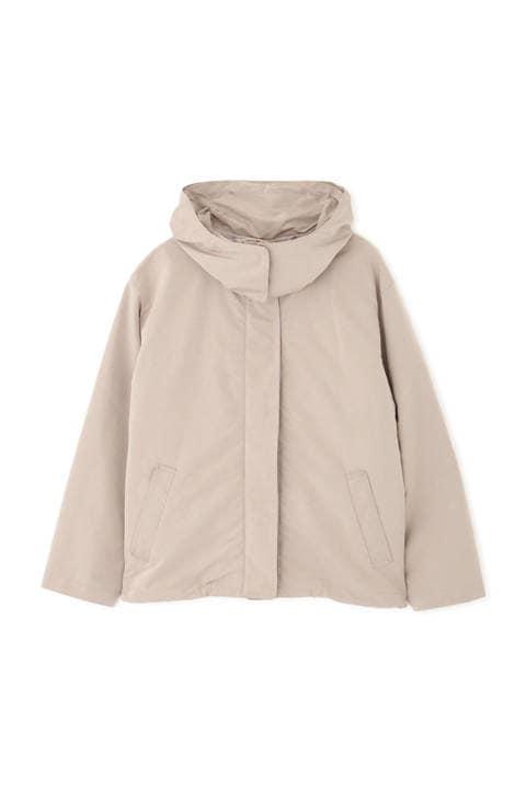 【先行予約 11月上旬-中旬入荷予定】【STORYweb掲載商品】中綿キルト付フードジャケット