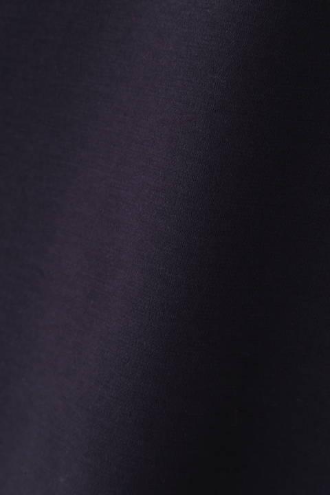 【先行予約 8月上旬-8月中旬入荷予定】[ウォッシャブル]コットンポンチ釦ディテールカットソー