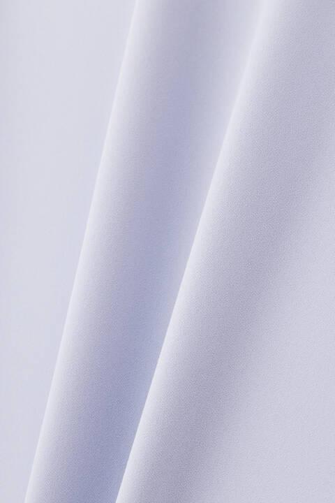 【アナウンサー 水卜麻美さん着用】[ウォッシャブル]シフォンコンビブラウス