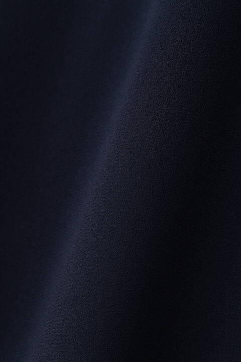 [ウォッシャブル]ジョーゼットブラウス