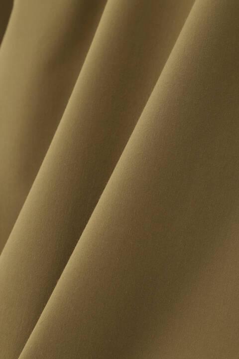 [ウォッシャブル]《B ability》フレアスリーブ刺繍ブラウス