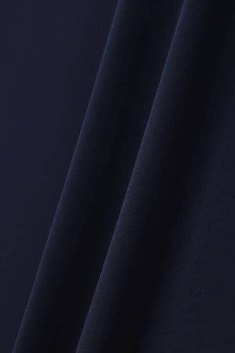 [ウォッシャブル]マットサテンセットアップブラウス