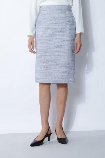 【先行予約 1月中旬-下旬入荷予定】ツィードセットアップスカート