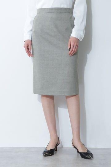 T/Wハンドウォッシャブルセットアップスカート