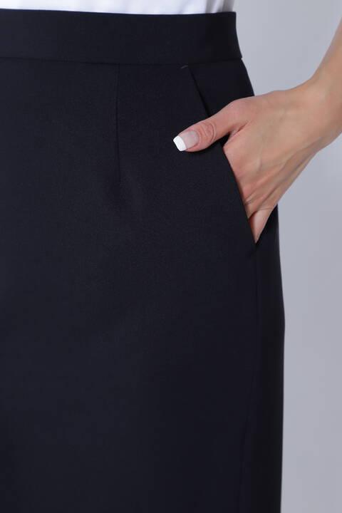 [ウォッシャブル]2WAYツイルセットアップスカート