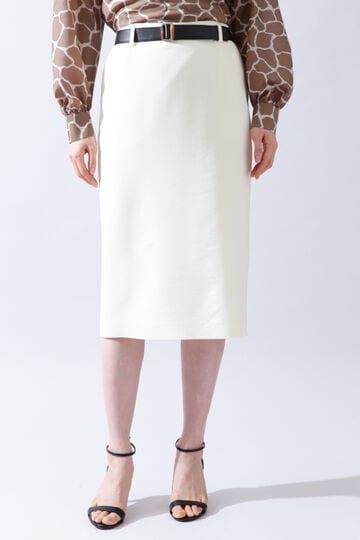 【ドラマ 鈴木京香さん着用】《B ability》ロングタイトスカート