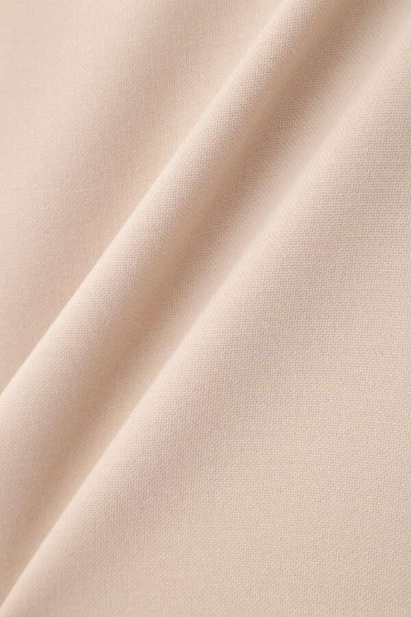 【ドラマ 鈴木京香さん着用】[ウォッシャブル]《B ability》2WAYオックスセットアップスカート