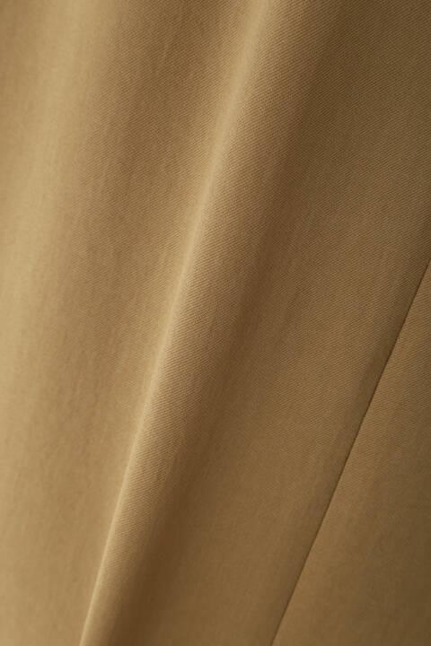 [ウォッシャブル]エステルツイルセットアップスカート