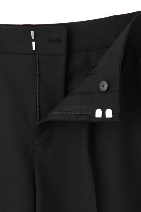 [ウォッシャブル]TR2WAYストレッチワイドパンツ