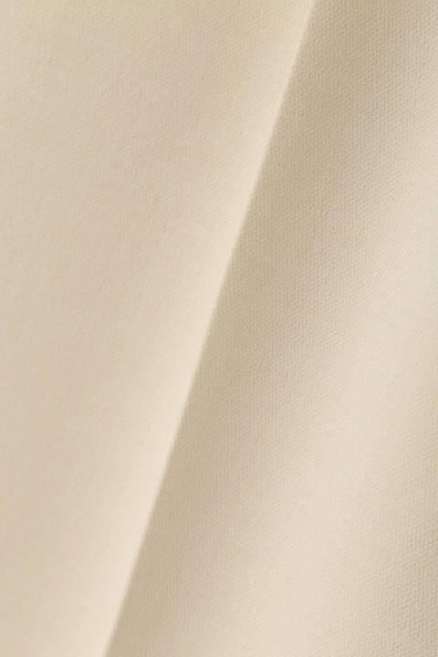 【雑誌 CLASSY 4月号掲載】[ウォッシャブル]ダブルクロスセットアップパンツ