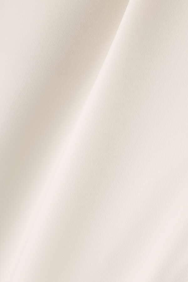 [ウォッシャブル]サイドベルトワイドパンツ