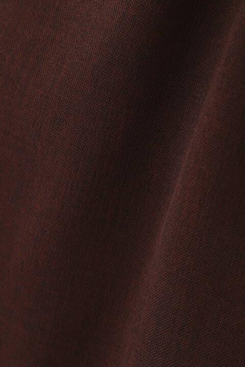 [ウォッシャブル]リネンライクドビーセットアップパンツ