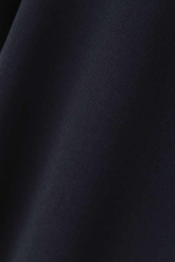 [ウォッシャブル]ダブルクロスセットアップジャケット
