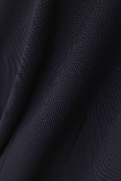 【ドラマ 鈴木京香さん着用】[ウォッシャブル]《B ability》2WAYオックスセットアップジャケット