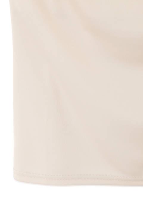 【雑誌 CLASSY 4月号掲載】[ウォッシャブル]サテンスムースキャミソール