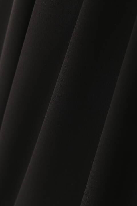 [ウォッシャブル]トリアセドライスムースセットアップカットソー