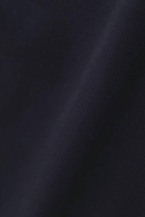 [ウォッシャブル]スムースジャージーセットアップチュニックカットソー