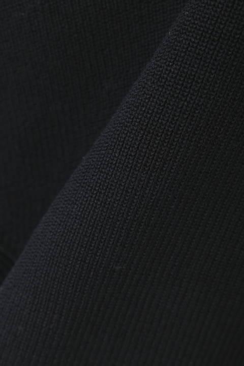 【アナウンサー 加藤綾子さん着用】[ウォッシャブル]《B ability》フレアスリーブニット