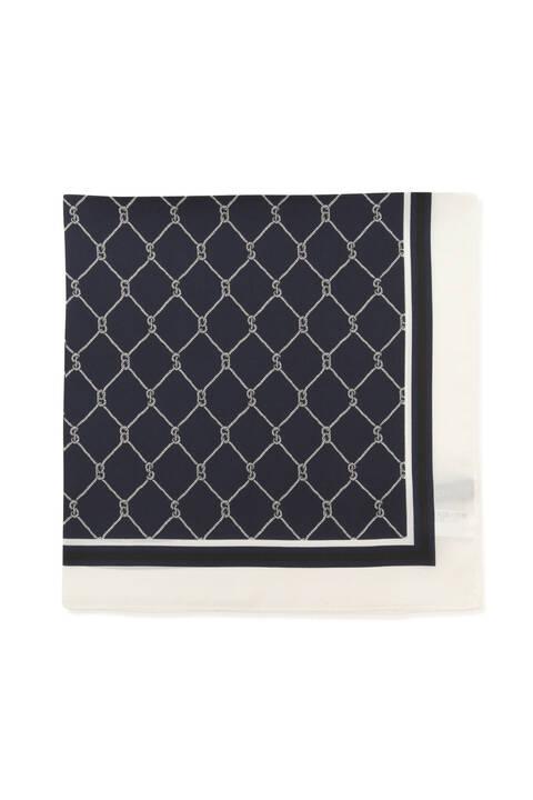 ローププリントスカーフ