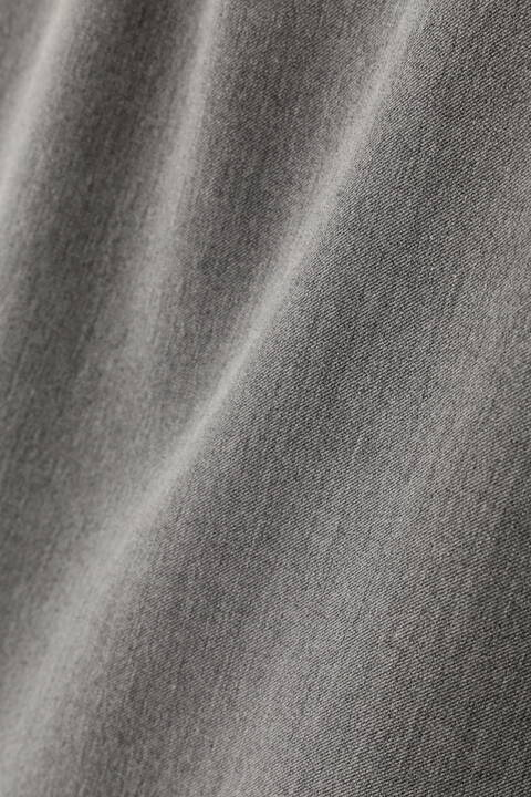 【先行予約 10月上旬-中旬入荷予定】T/R裏起毛セットアップスカート
