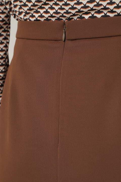 ポンチセットアップスカート