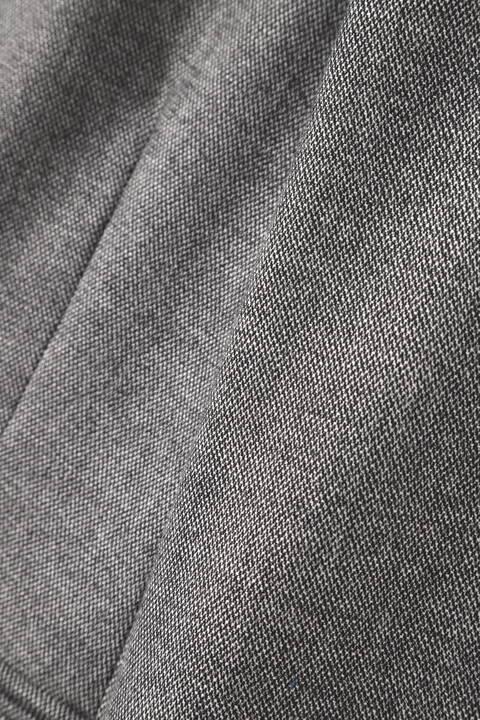 杢ツィードストレッチセットアップジャケット