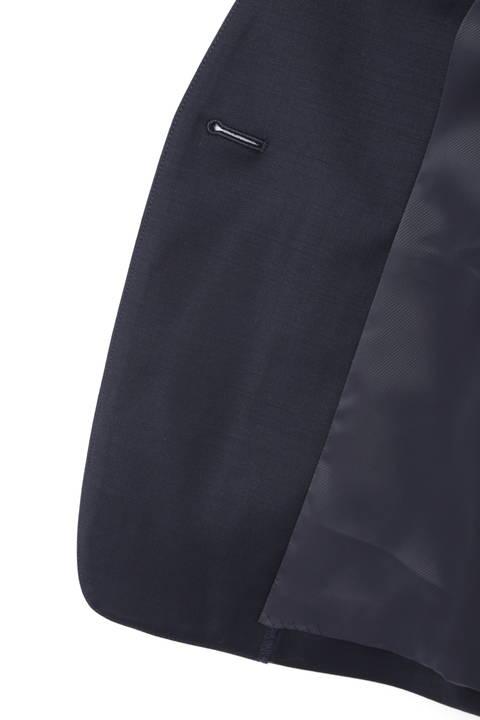 【OWN 11月号掲載】S/Wギャバストレッチノーカラージャケット