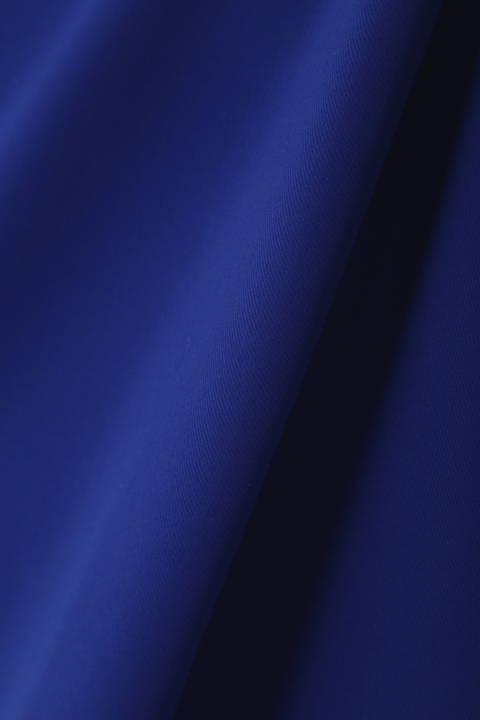 [ウォッシャブル]ライトサテンブラウス