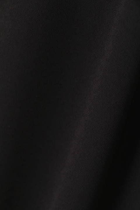 [ウォッシャブル]トリアセソフトツイルブラウス