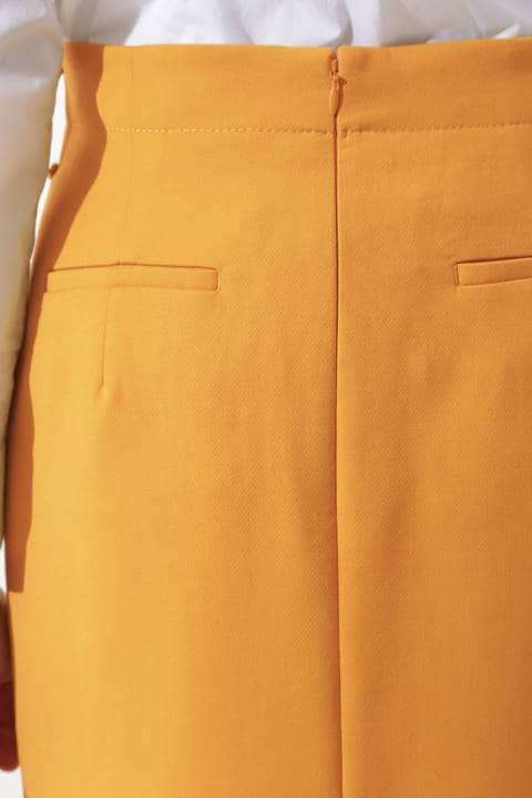 T/Rダブルクロスラップ風スカート