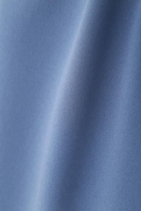 《B ability》バックサテンジョーゼットスカート