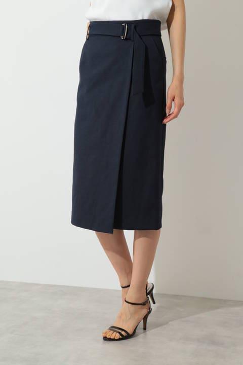 【夏目三久さん着用】[ウォッシャブル]ドライオックススカート
