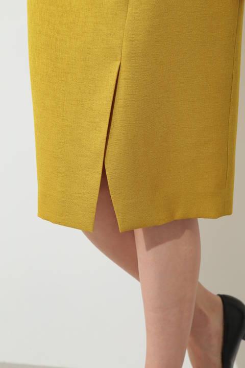 [ウォッシャブル]スラブツイルスカート