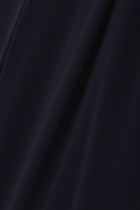 [WEB限定商品][ウォッシャブル]強撚スムースパンツ
