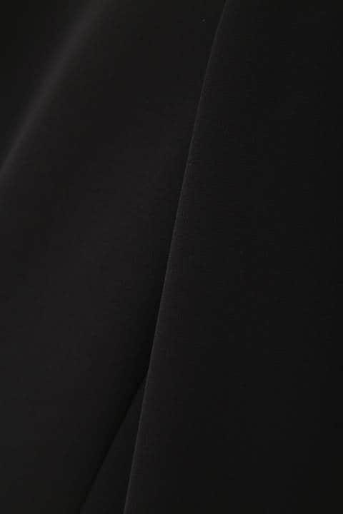 【Oggi 4月号掲載】[ウォッシャブル]エステル2WAYストレッチノーカラージャケット