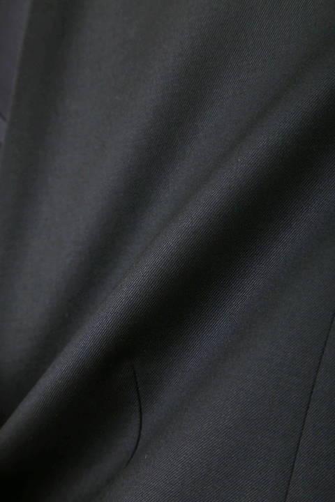 [WEB限定商品]《B ability》メリノウールギャバノーカラージャケット