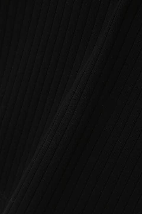 [ウォッシャブル]《B ability》コットン針抜きカットソー