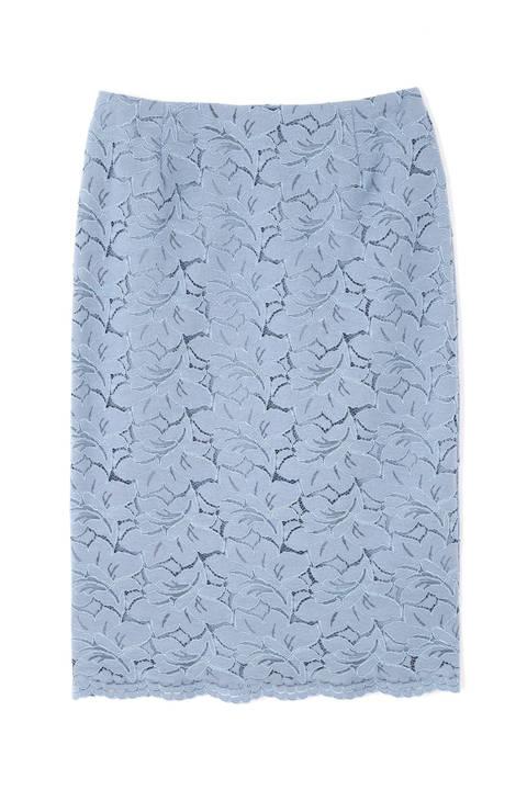 【ドラマ 中村アンさん着用】[WEB限定商品]《B ability》コードレースタイトスカート