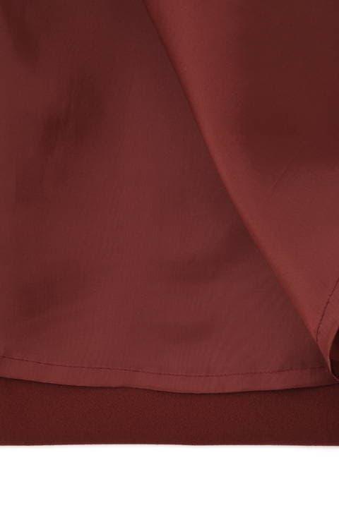 《B ability》前釦ラップタイトスカート