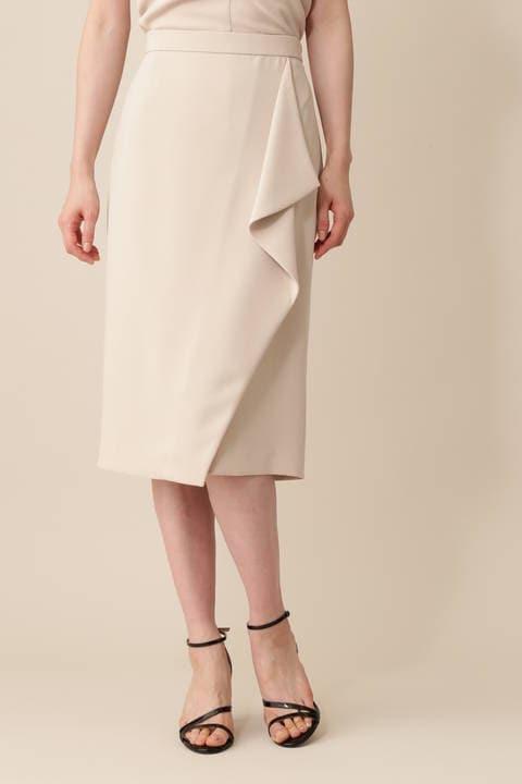 【CLASSY 10月号掲載】《B ability》トリアセWクロススカート