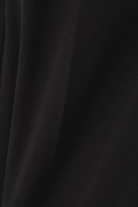 【CLASSY 12月号掲載】[ウォッシャブル]裏起毛テーパードパンツ