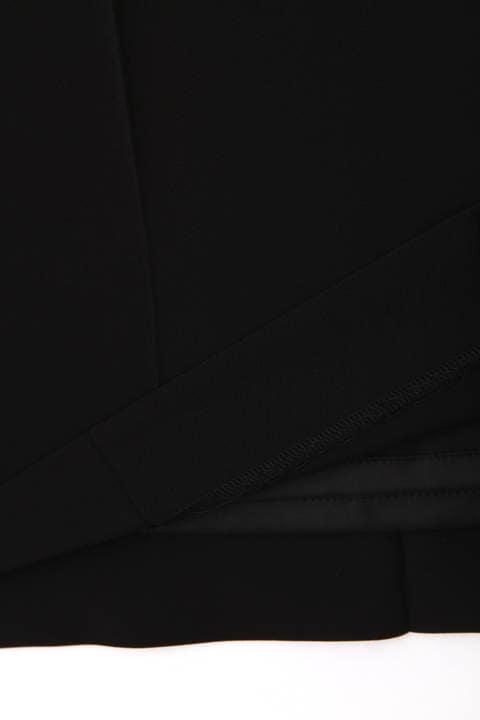 [ウォッシャブル]2WAYストレッチワイドパンツ