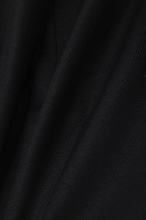 シルクウールギャバテーラードジャケット