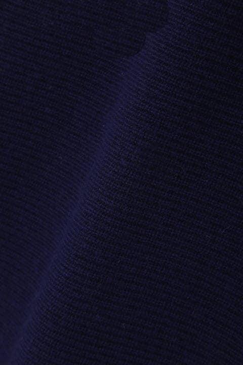 【CLASSY 11月号掲載】セミウーステッドウォッシャブルニット