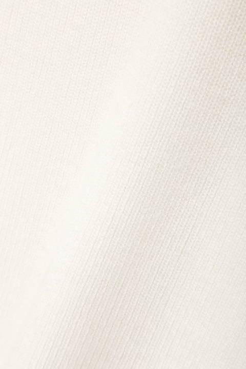 【アナウンサー 徳島 えりかさん着用】[WEB限定商品]ショルダーボタンニット